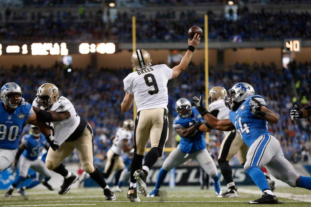 Analysis: Despite success with no-huddle, don't expect Saints to start 'blitzing' defenses _lowres