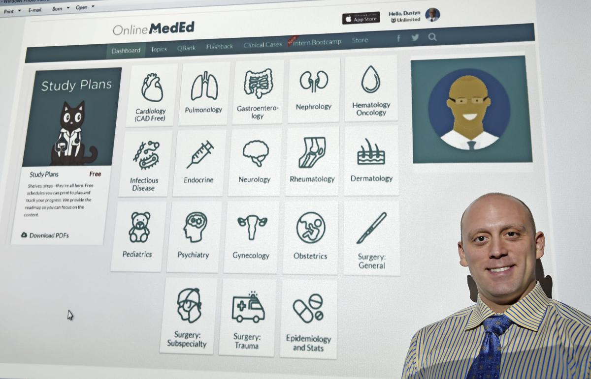 OnlineMedEd helping medical students prepare for future | Business