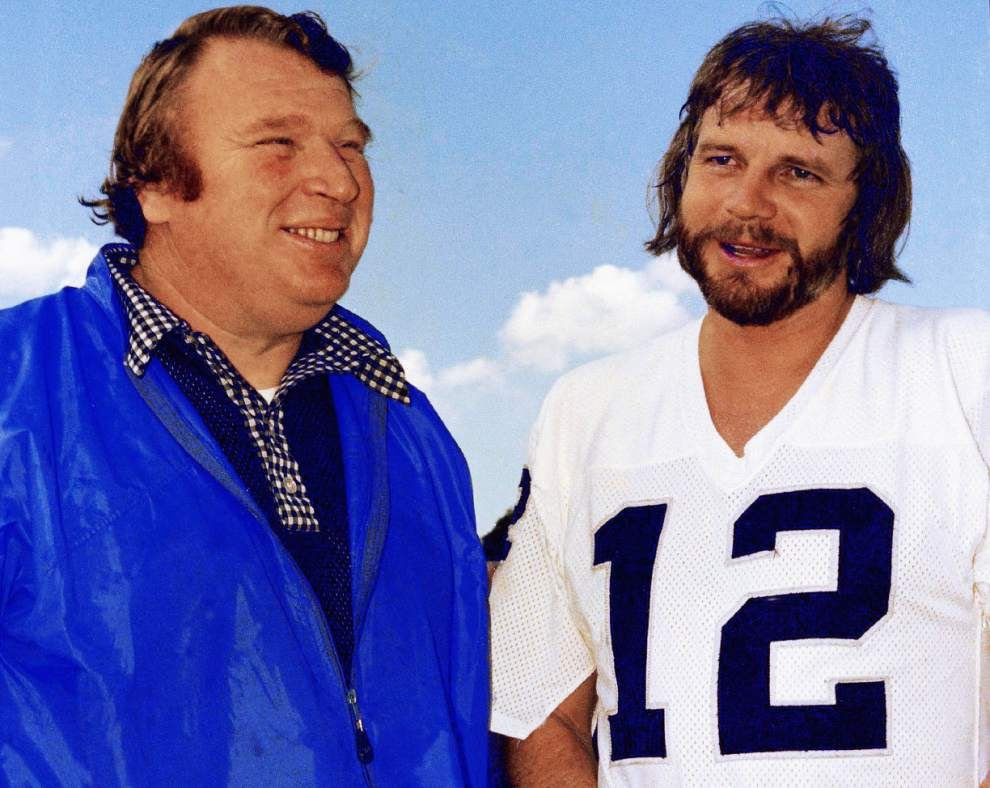 Peyton Manning says Ken Stabler was 'a prince of a guy' _lowres