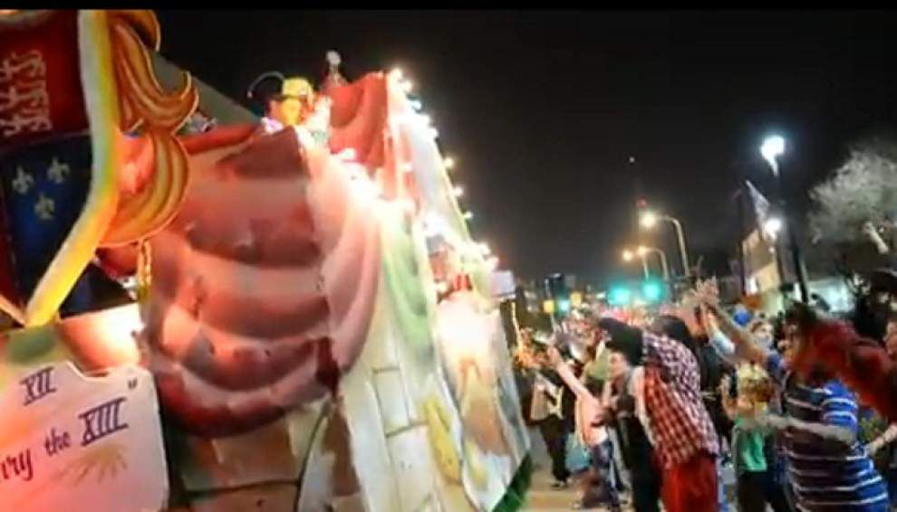 Krewe of Orion parade rolls through downtown Baton Rouge _lowres