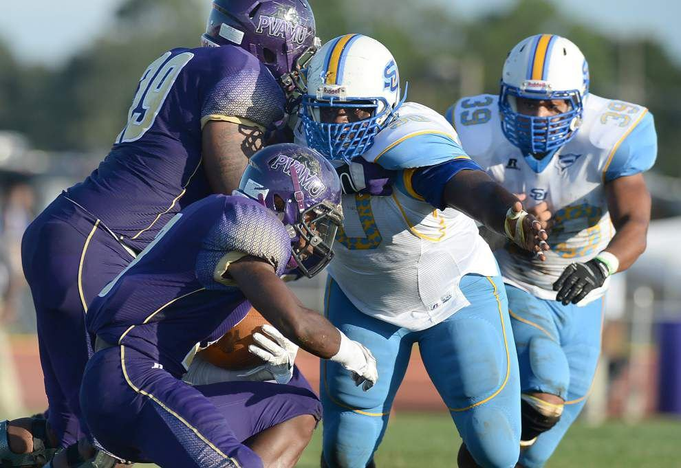 Prairie View's Johnta' Hebert, a former Glen Oaks standout, to have personal homecoming Saturday _lowres