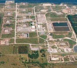 West Hackberry Strategic Petroleum Reserve