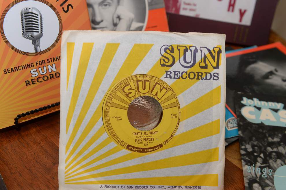 Shining light on Sun Records: La. author tells behind-scenes story of her days at cradle of rock 'n roll _lowres