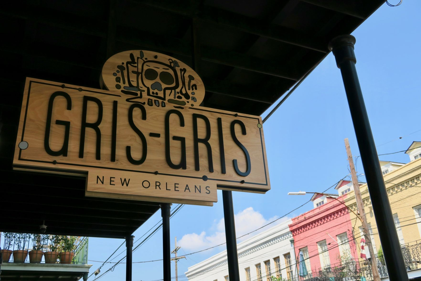 Gris Gris Restaurant New Orleans, an ABO client of Webre Consulting