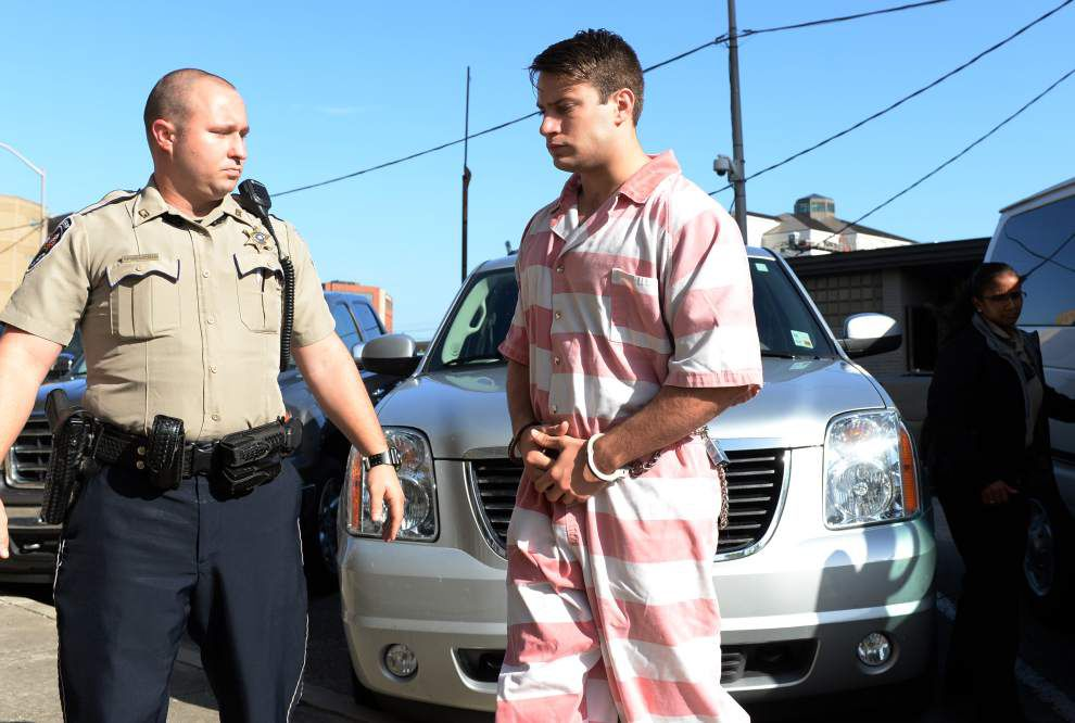 Seth Fontenot re-sentenced to year-plus of hard labor in 2013 shooting death of 15-year-old _lowres