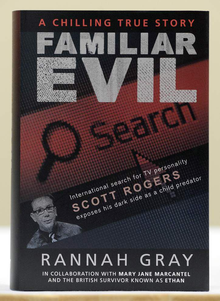 New book offers explanation of how abuse allegations about TV host Scott Rogers resurfaced prior to his death _lowres