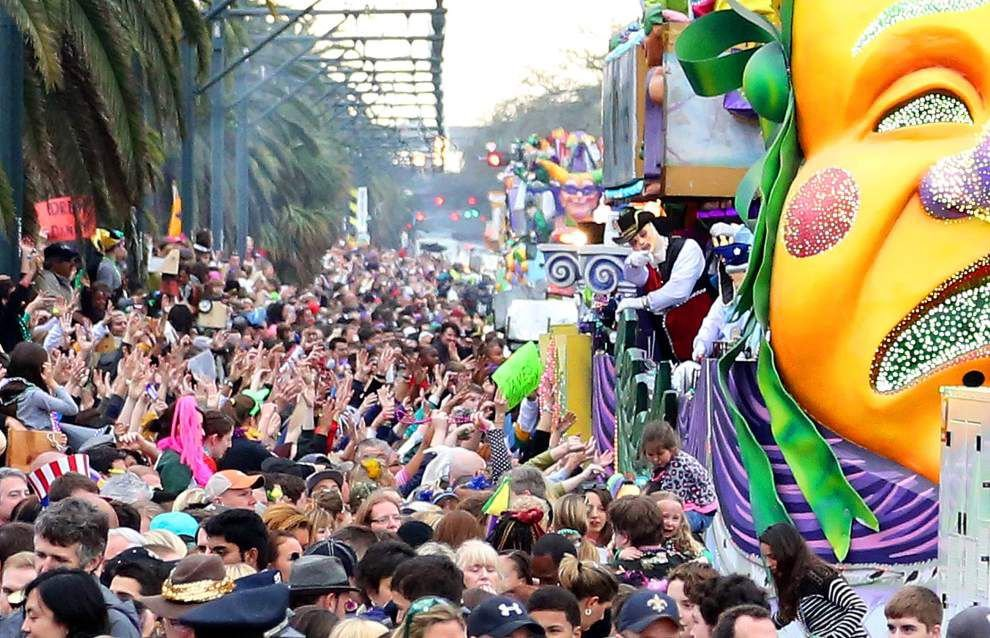 Endymion at 50: How Ed Muniz created Mardi Gras' biggest parade _lowres