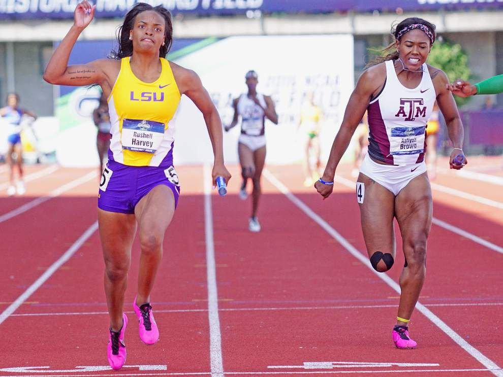 Lady Tigers finish sixth at NCAA meet _lowres