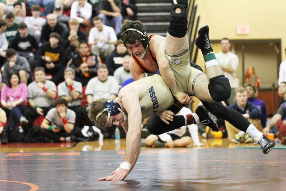 State indoor track, wrestling at end of the week _lowres