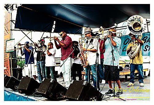 Interview: The Rebirth Brass Band | News coverage