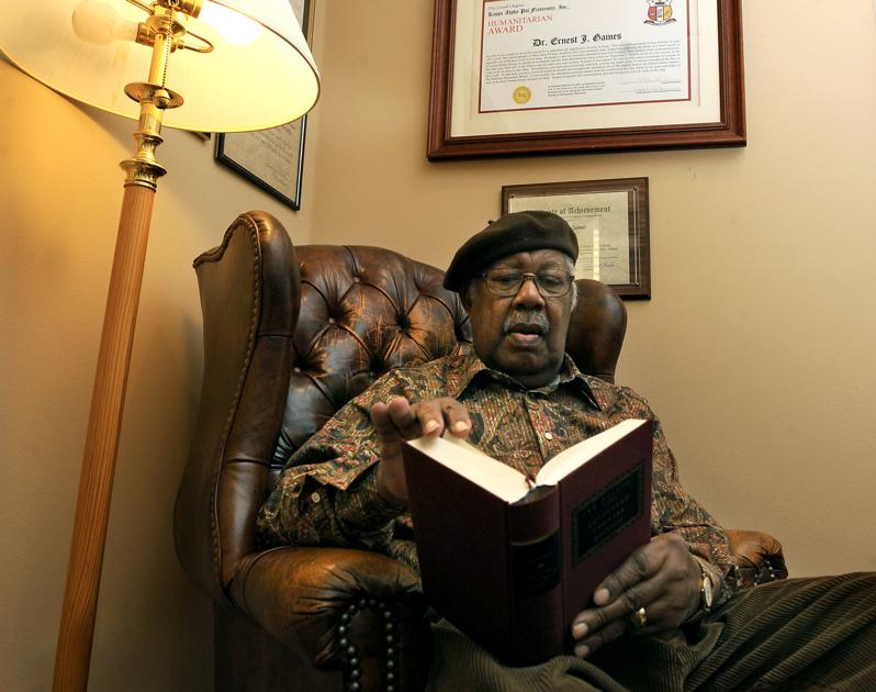 Report: Acclaimed author, Louisianian Ernest Gaines dies