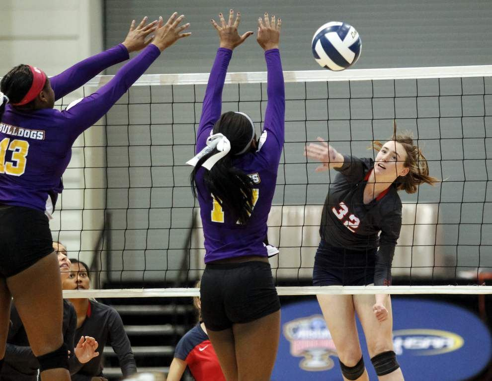 Photos: Day 3 of the LHSAA State Volleyball Championships _lowres