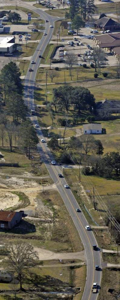 Dangerous road costly for city-parish — and accident victim _lowres