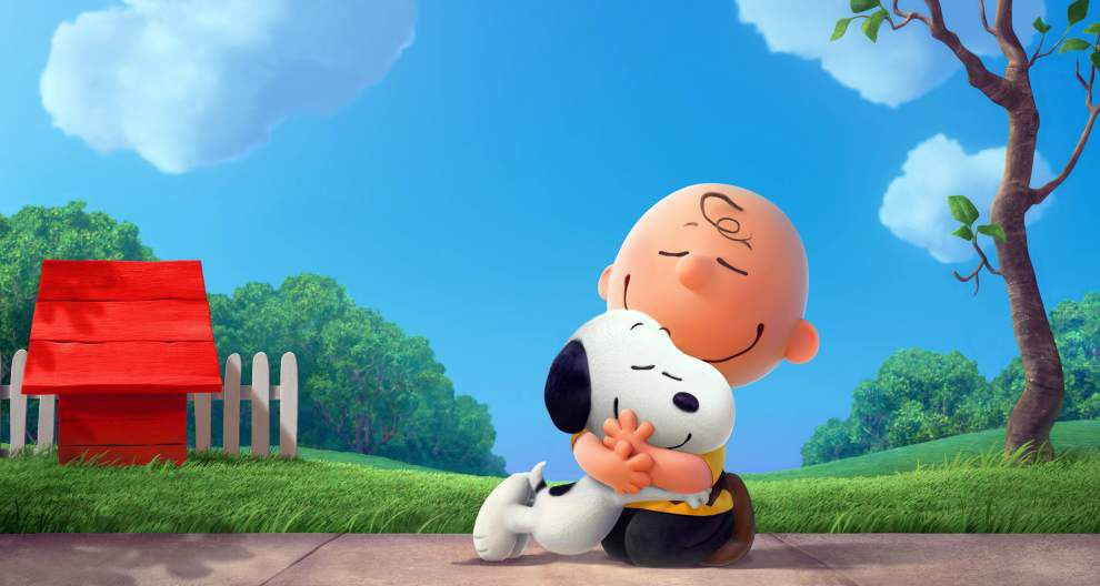 Review: 'The Peanuts Movie'is a worthy romp _lowres