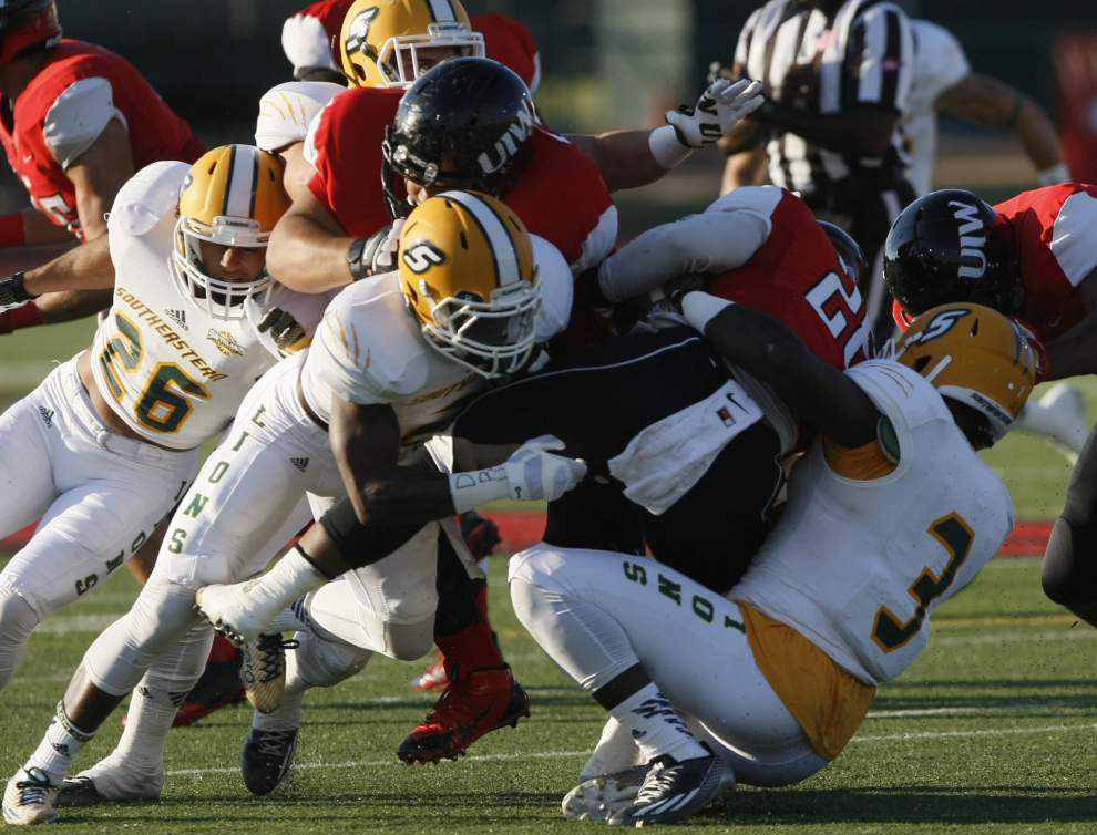 Southeastern Louisiana heads home, turns attention to Northwestern State _lowres