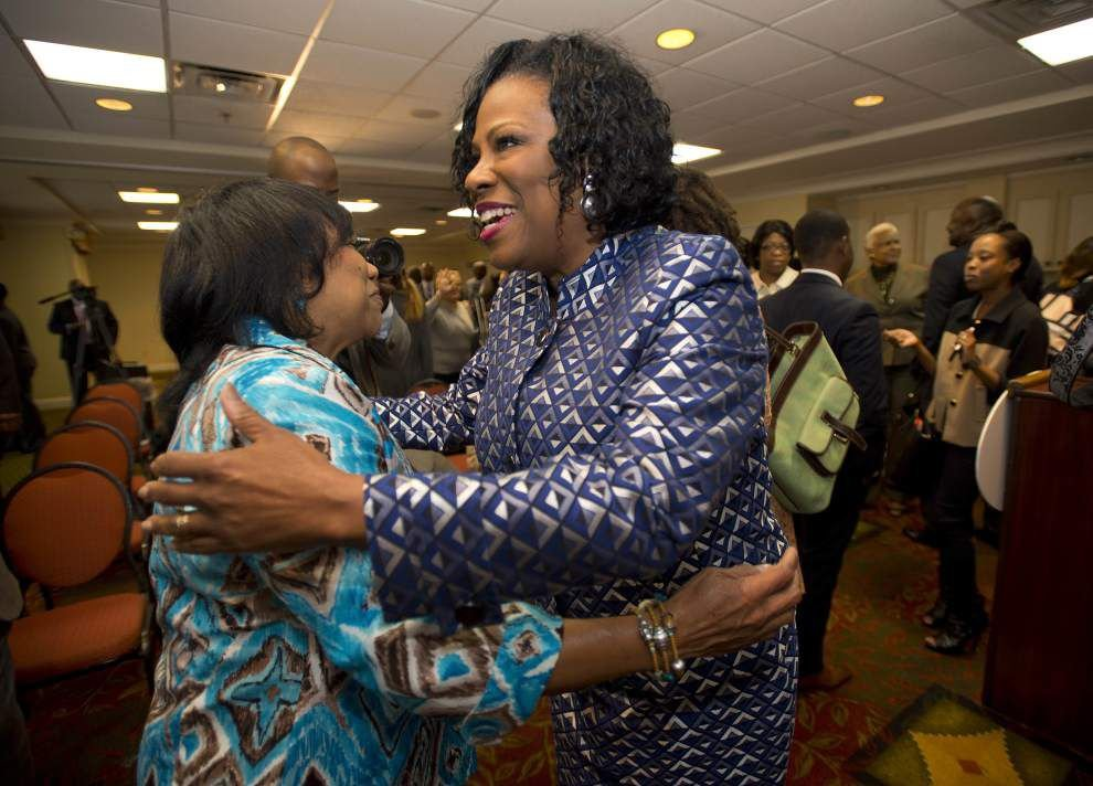 Sharon Weston Broome kicks off campaign with policy plans, pledge to improve north Baton Rouge health care _lowres