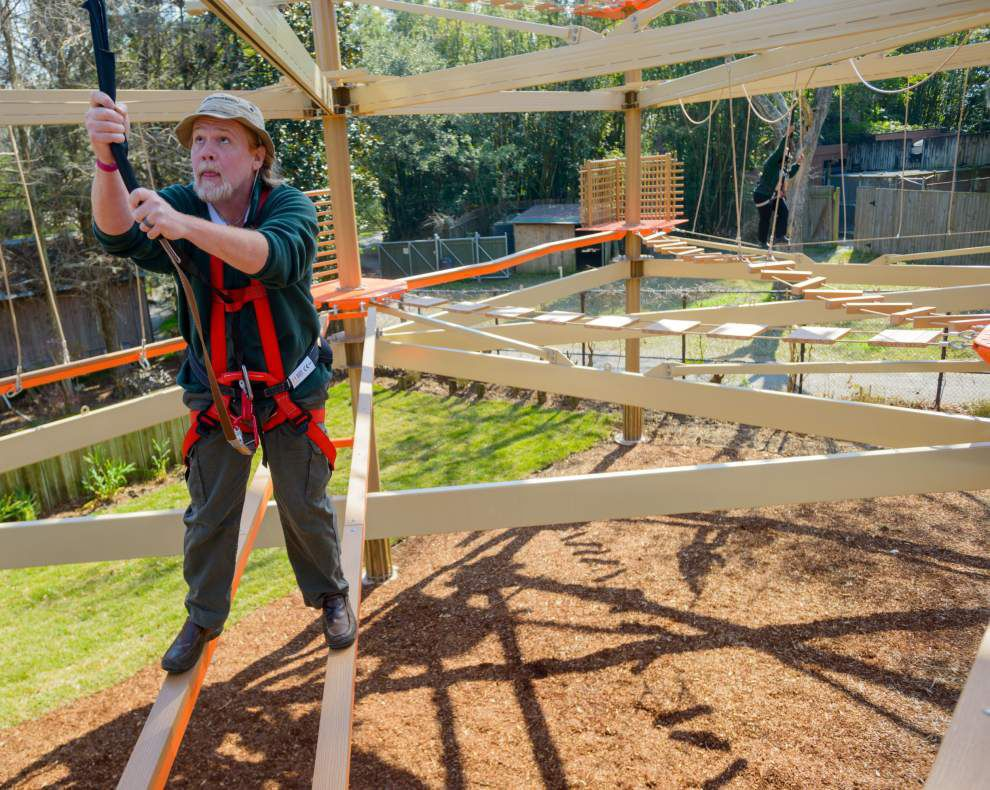 Audubon Zoo, Woldenberg Park debuting new attractions _lowres