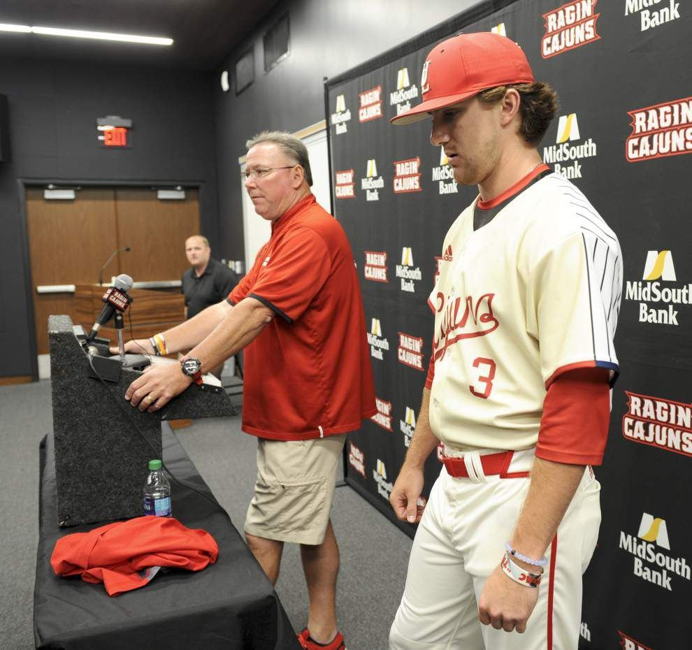 Ron Guidry, 'Louisiana Lightning,' inspires some ... unique uniforms at UL-Lafayette _lowres