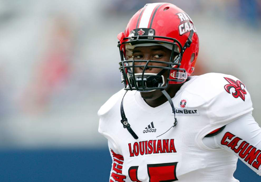 Ragin' Cajuns' main man Elijah McGuire is ready for more _lowres