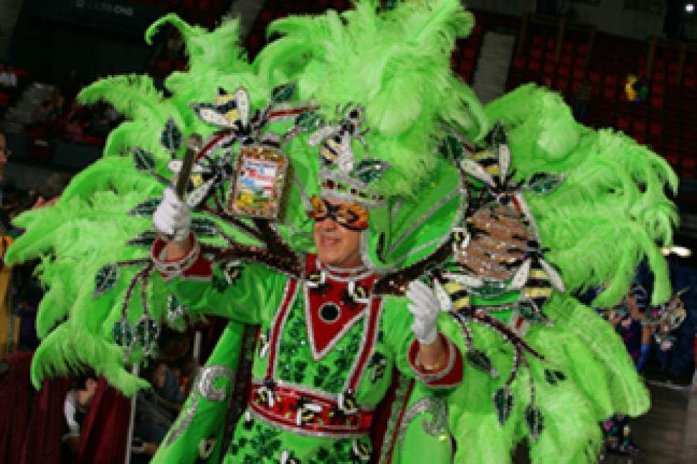 Kicking off carnival revelry, what's going on around Louisiana before and after the Twelfth Night? _lowres