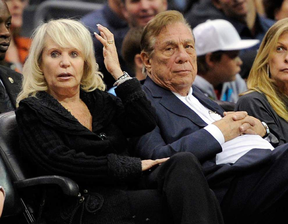 Donald Sterling: 'I'm not a racist' _lowres