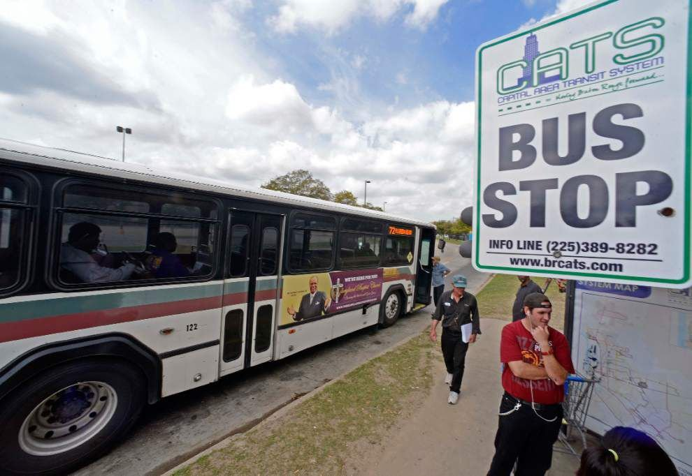 With CATS at a crossroads, officials to begin process of choosing new CEO for troubled bus system _lowres