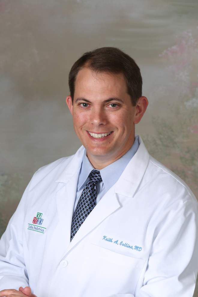 Beloved pediatrician Dr. Keith Collins, noted for his strong bonds with young patients, dies at 45 _lowres