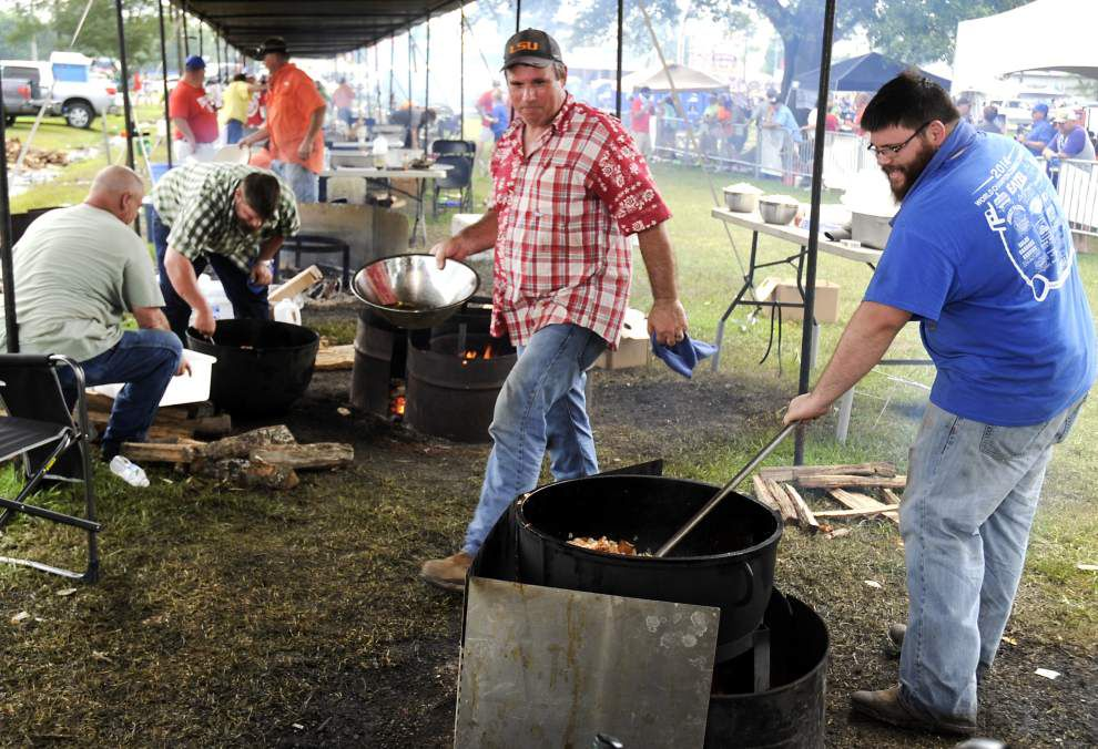 Photos: Gonzales holds annual Jambalaya Festival _lowres