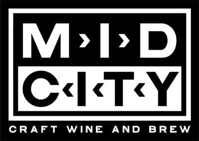 Mid City Craft Wine and Brew logo