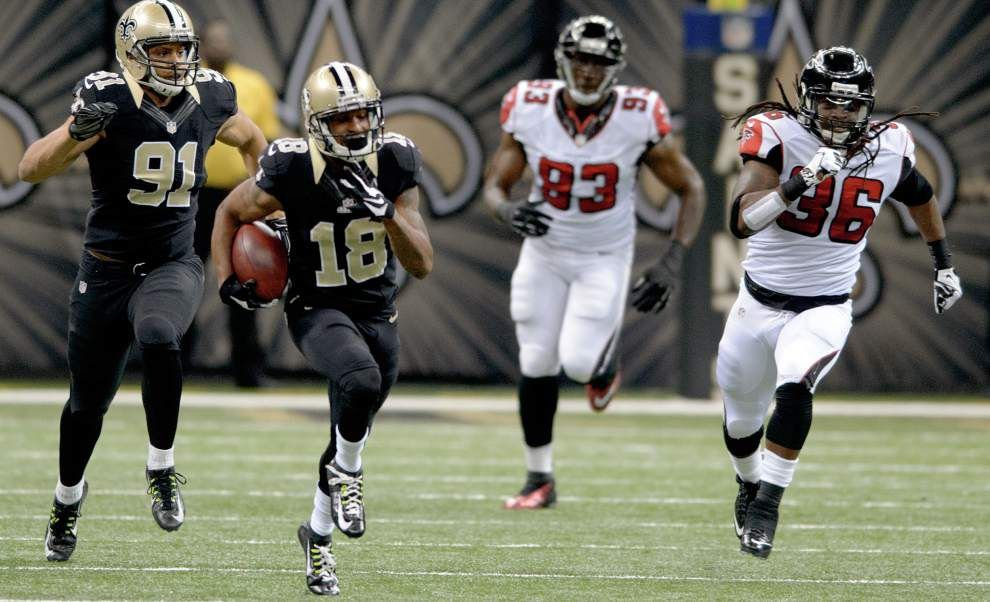 Photo gallery: Saints vs. Falcons _lowres