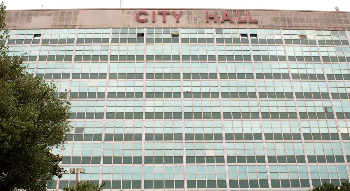 New Orleans city hall