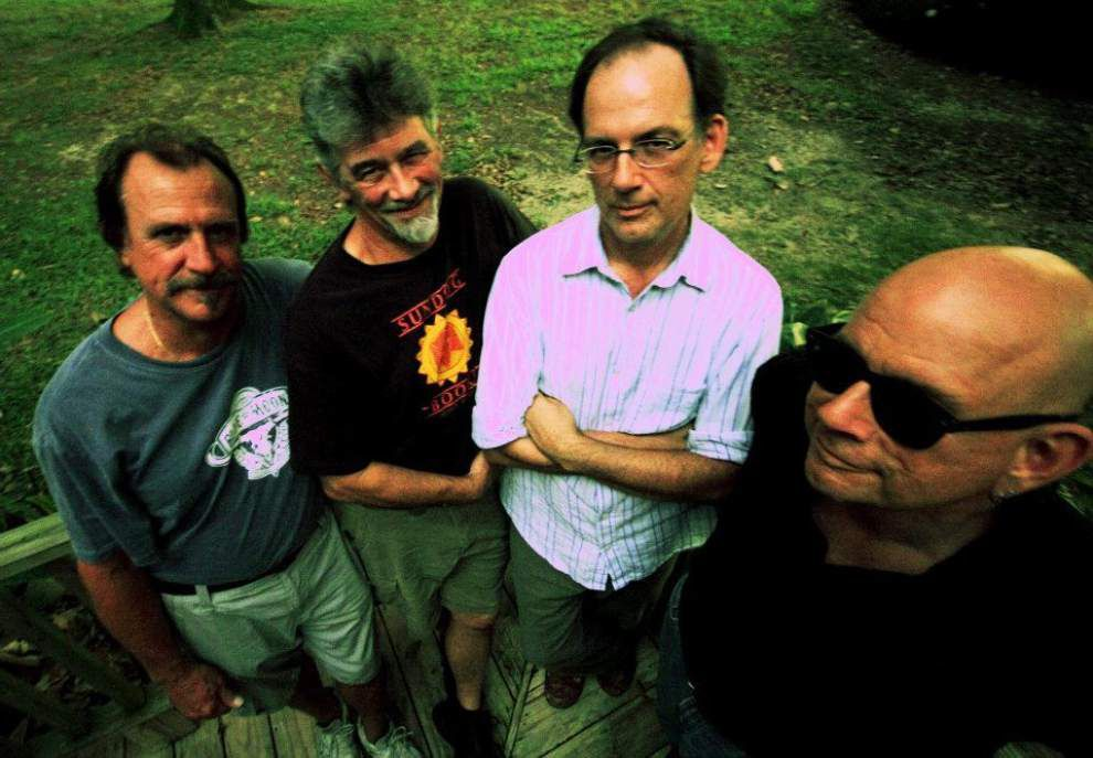Lafayette band Bas Clas looks back on 40-year-career and promises new material soon _lowres