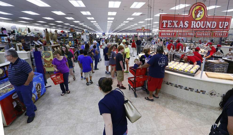 Popular Buc-ee's convenience store chain coming to Baton Rouge _lowres