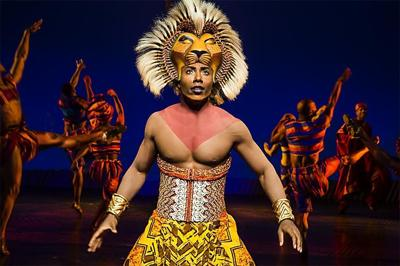 Review: The Lion King roars into New Orleans_lowres