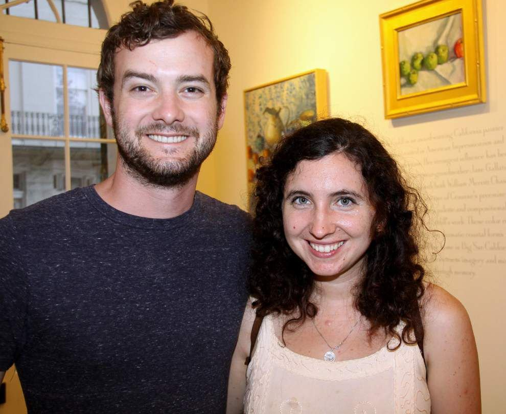 Steven Forster's Party Central: June Art Walk at Degas Gallery _lowres