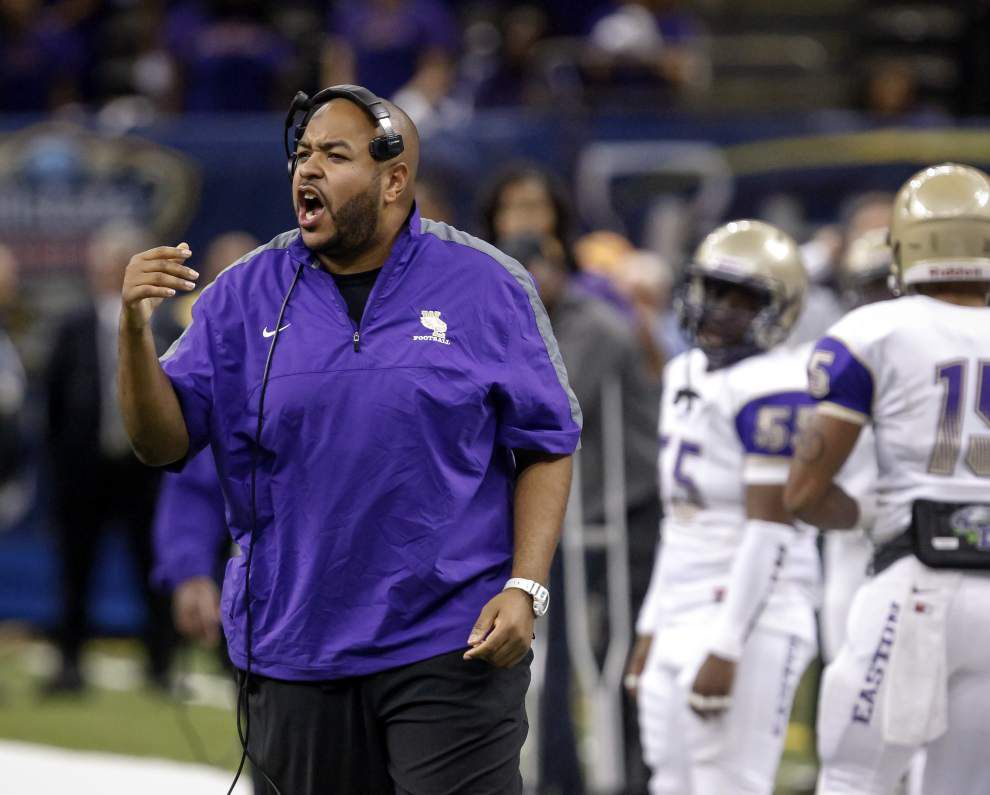 Warren Easton coach Tony Hull takes job as assistant coach at Kansas _lowres
