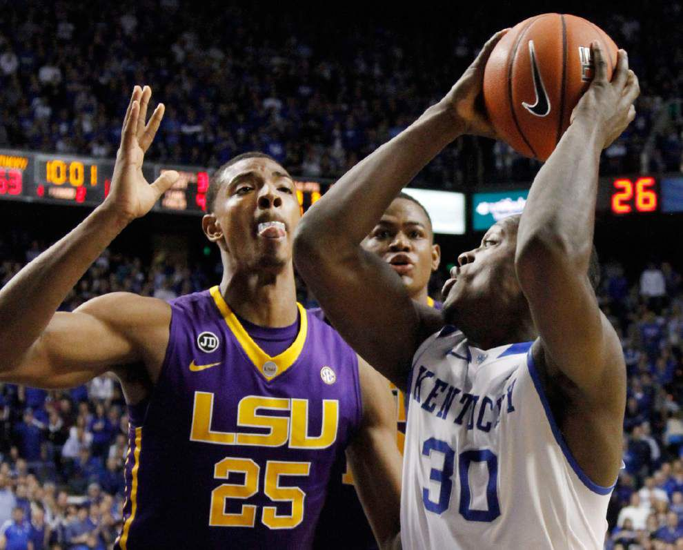LSU men's basketball pregame: Tigers at Vanderbilt _lowres