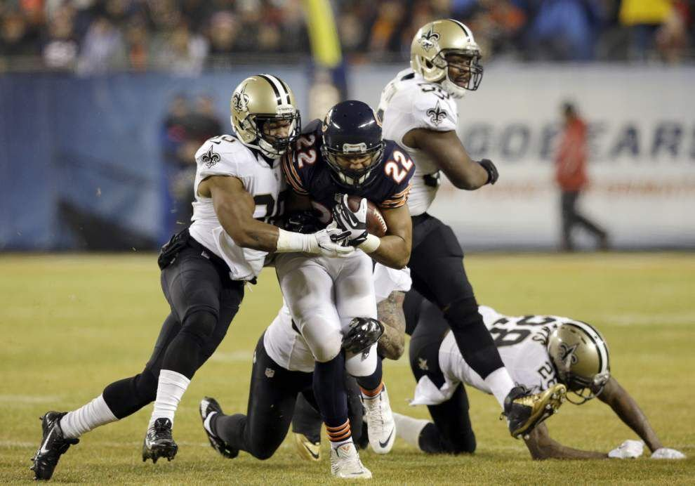 "Saints cornerback Keenan Lewis says the team hopes to give the Atlanta Falcons a ""funeral"" in next week's game _lowres"