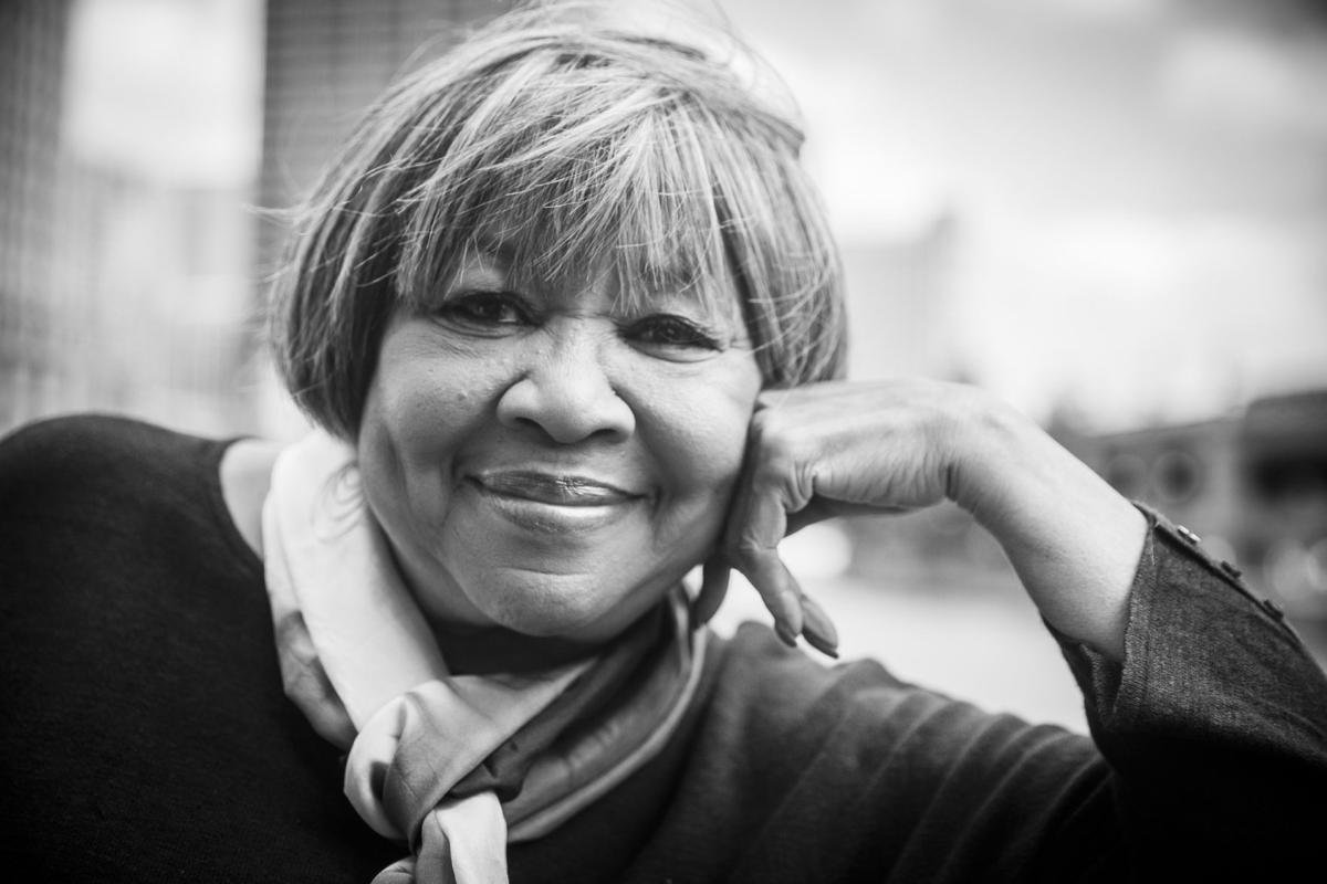 """Extras needed for Mavis Staples' protest music-video shoot """"If All I Was Was Black""""_lowres"""