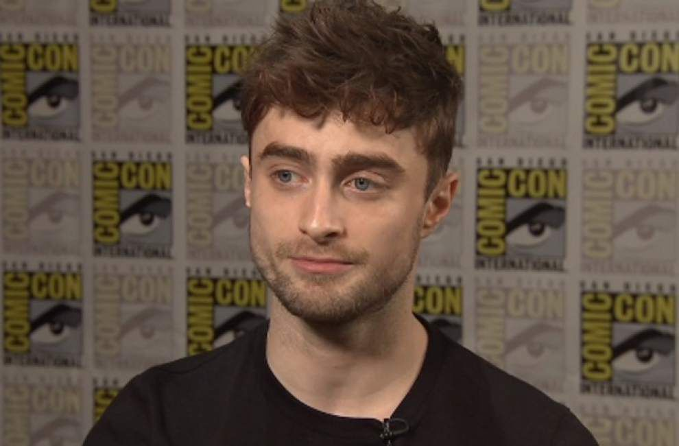 Radcliffe on fan oversharing: 'I'm OK to listen' _lowres