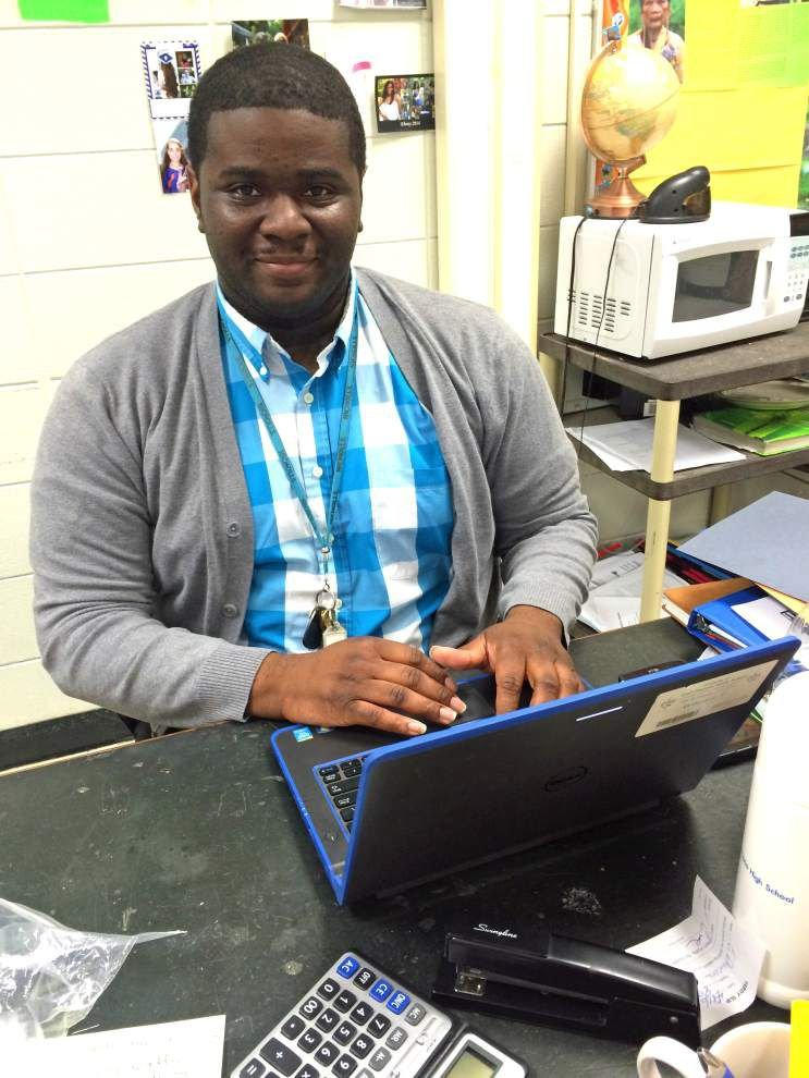 West Feliciana High's Williams named Teacher of the Year semifinalist _lowres