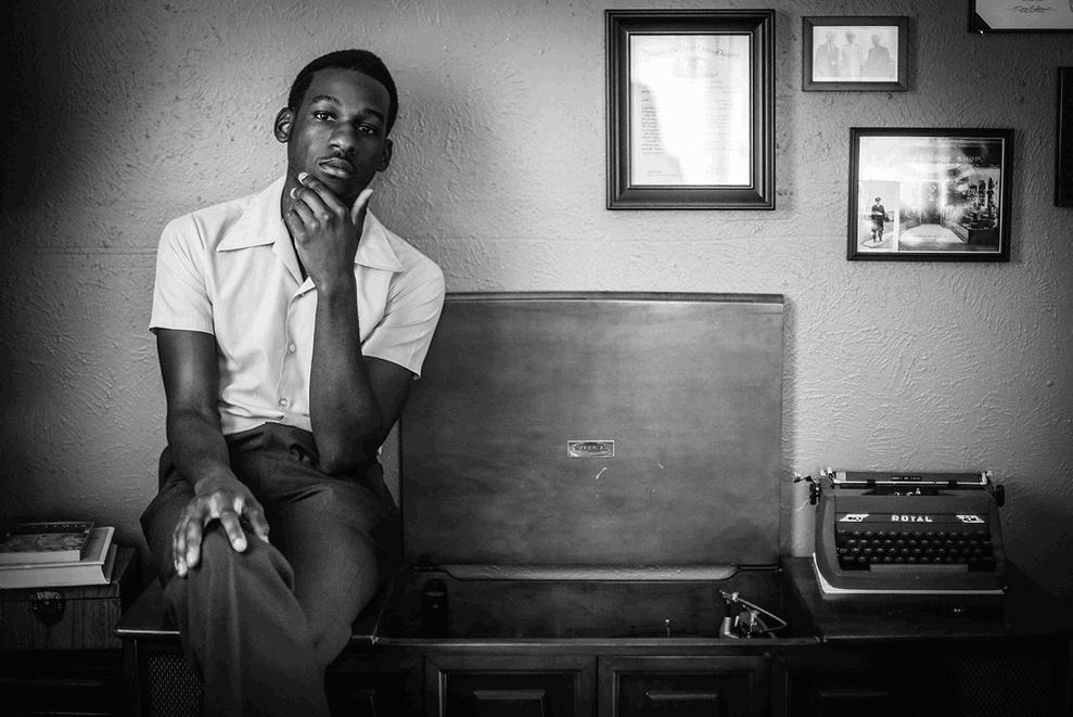 Review: Leon Bridges begins a massive tour in New Orleans_lowres