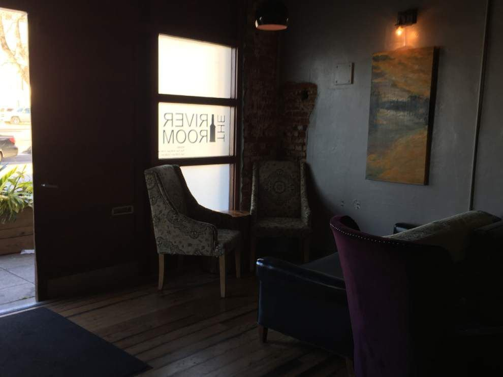 Review: The River Room offers comfort and grown-up vibe _lowres