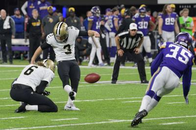 Wil Lutz rewards Saints faith with arguably the best season a kicker s had  for Sean Payton e6e2c5870