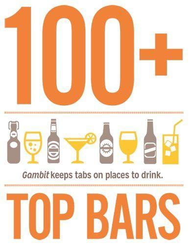 New Orleans' Top 100+ Bars [2014]_lowres