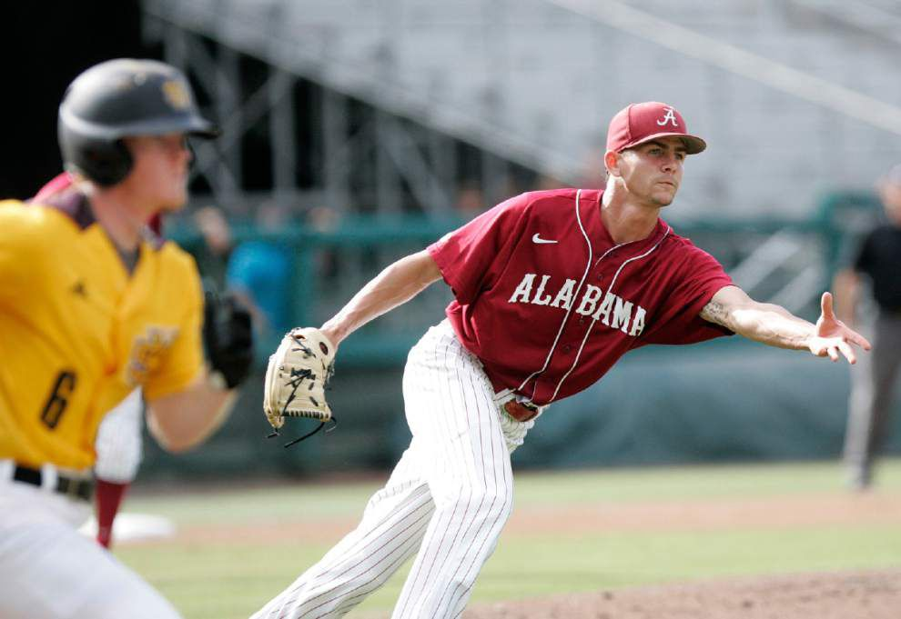 College baseball roundup: Zachary's Taylor Guilbeau leads Alabama _lowres