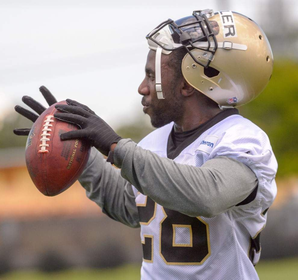 Ready for football season? Running back C.J. Spiller may be ready and six other takeaways from Saints minicamp _lowres