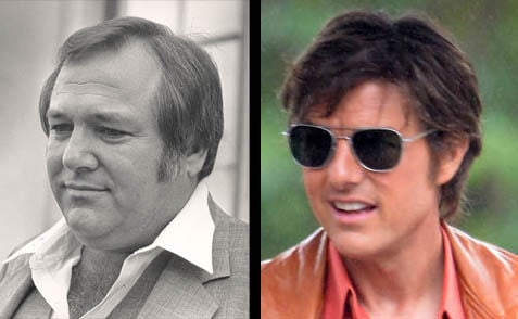 Sneak peek: Tom Cruise portrays Baton Rouge figure Barry ...