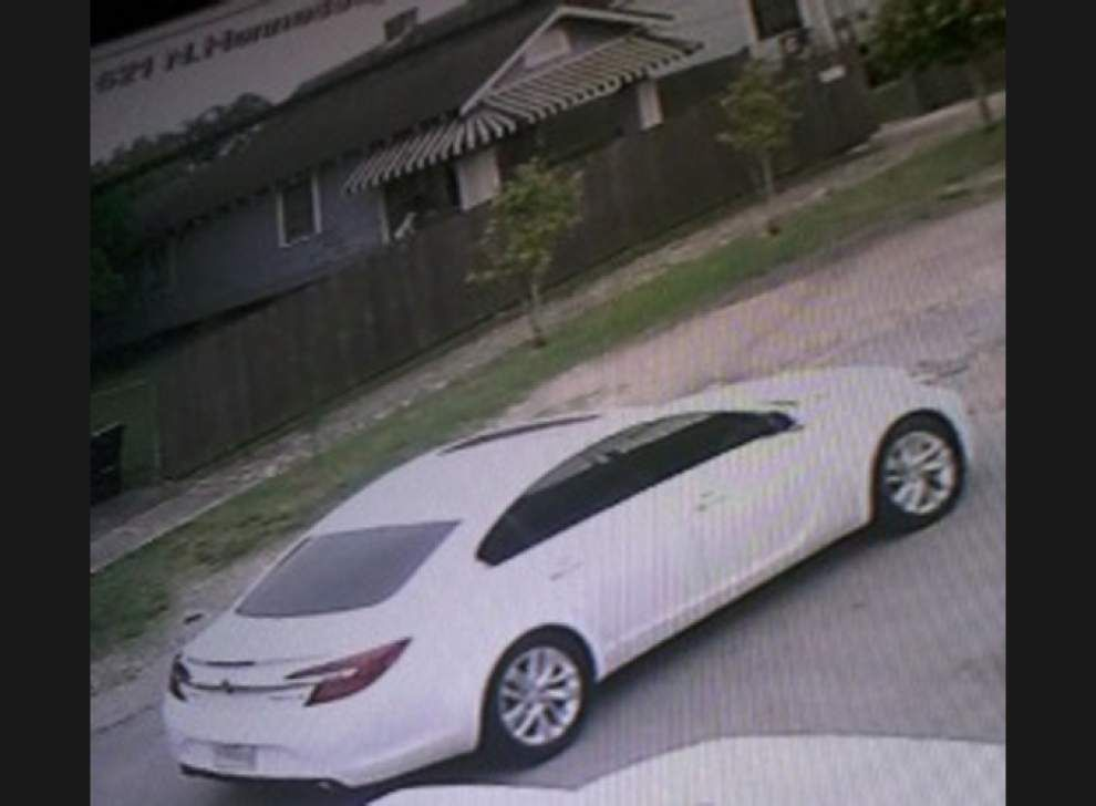 New Orleans police release photo of suspect's car in connection with June 12 shooting _lowres