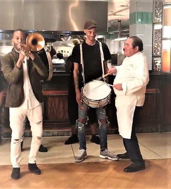 Emeril, Trombone Shorty host primetime Thanksgiving throwdown before Saints-Falcons game